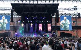Các show diễn lớn trên thế giới đều sử dụng loa Martin