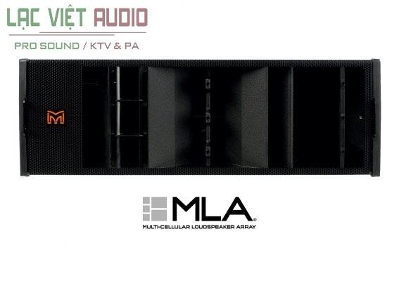 Loa array Martin MLA Compact