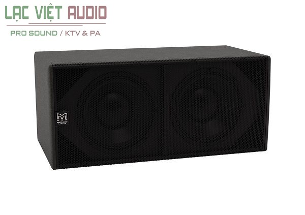 LoaSub đôi Martin Audio CSX212-WR