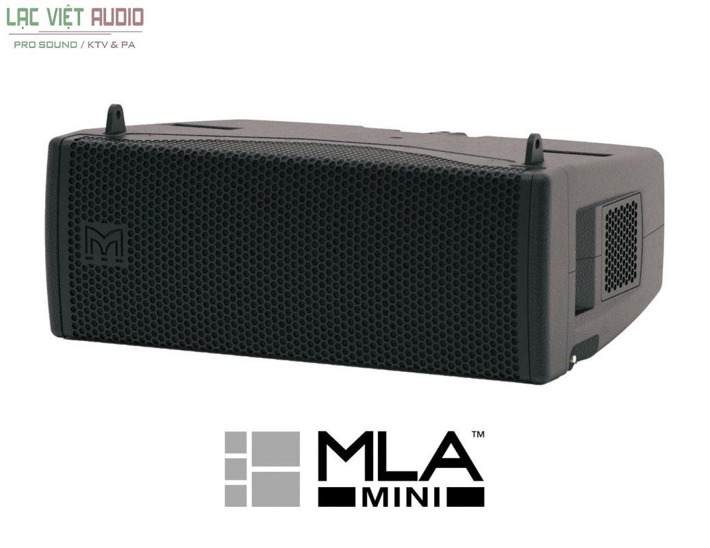 Loa array Martin MLA Mini